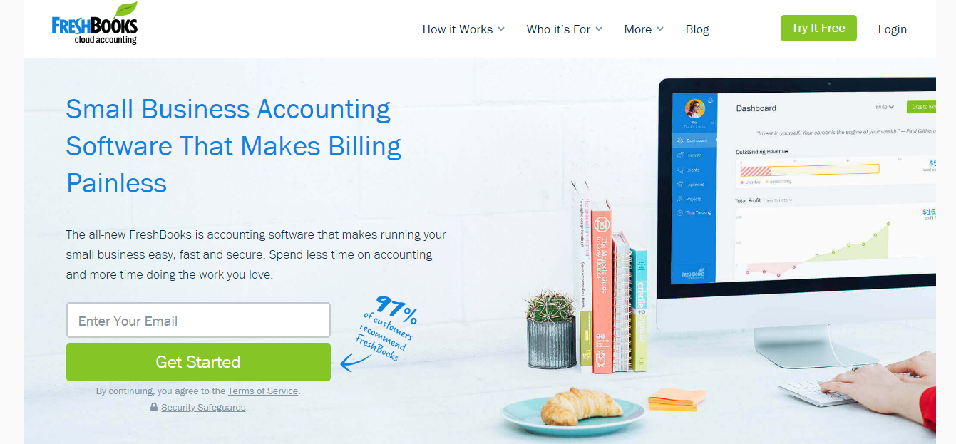 Fresh Book Accounting Software