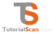 TutorialScan logo